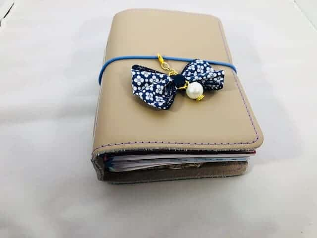 Traveler's Notebook with Strings