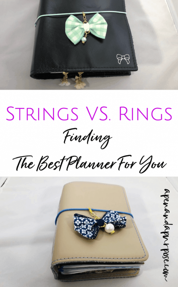 Is a traveler's notebook or a ring bound notebook best for you?