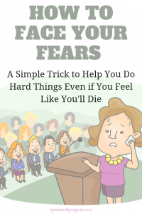 Face Your Fear of Public Speaking With a Simple Mindset Journal Hack