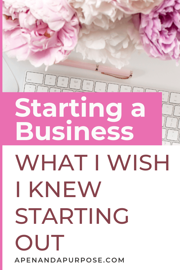 You can start a business while working full time. You don't have to quit your 9 to 5, but you do need to know some key things to get started on the right foot. Running your own business is a lot of work. Knowing some key things will help you make your business a success #onlinebusiness #startingabusiness #entrpreneur